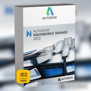 Comprar Autodesk NAVISWORK MANAGE | Licença Original